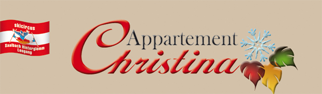 Appartement Christina Logo